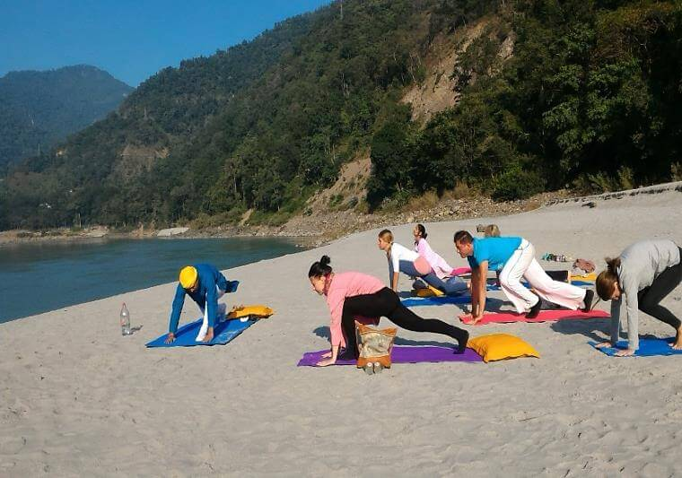 teacher training in rishikesh