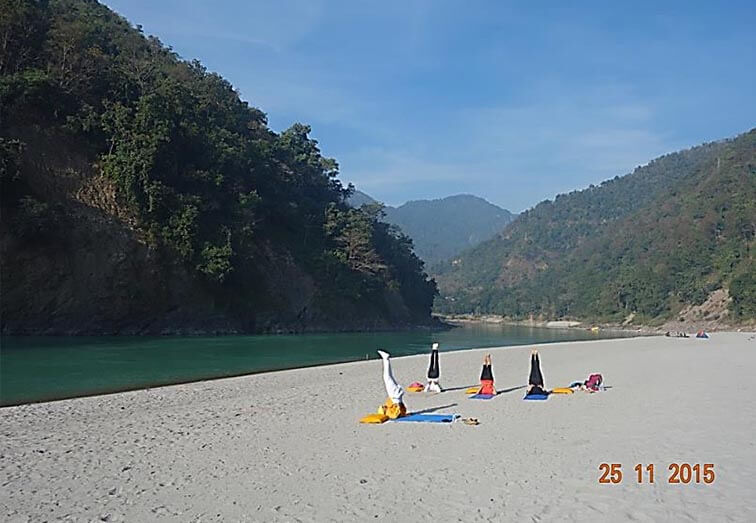 50 teacher training course in rishikesh